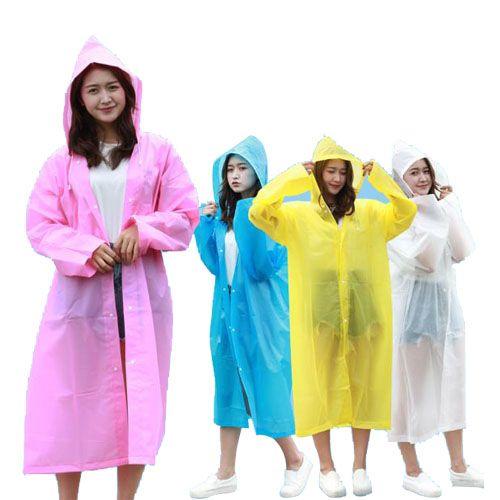 الرجال النساء للجنسين ماء المطر سترة مقنعين معطف المطر معطف المطر المعطف