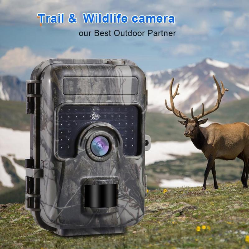 Mini suivi de la chasse cameraHH-66216MP1080P sports camera0.6SUSB chasse vision numérique étanche nocturne infrarouge extérieur de la caméra