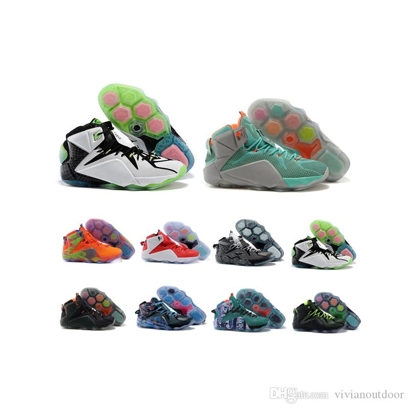 2020 New arrival Man designer sneakers fashion basketball shoes sports running shoes XII trainers platform shoes