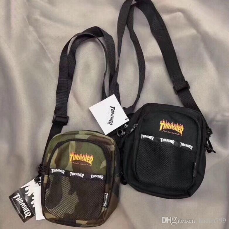 Designer Handbag Canvas Champ Bag Marca Waistpack homens e mulheres de ombro ocasional sacos de marca ao ar livre Desporto de pacotes de cintura Saco Casual