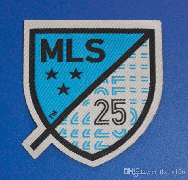 2020-2021 Amerikan Büyük Ligi Futbol Yama MLS Futbol Yama Futbol Rozeti Toptan Ücretsiz Kargo!