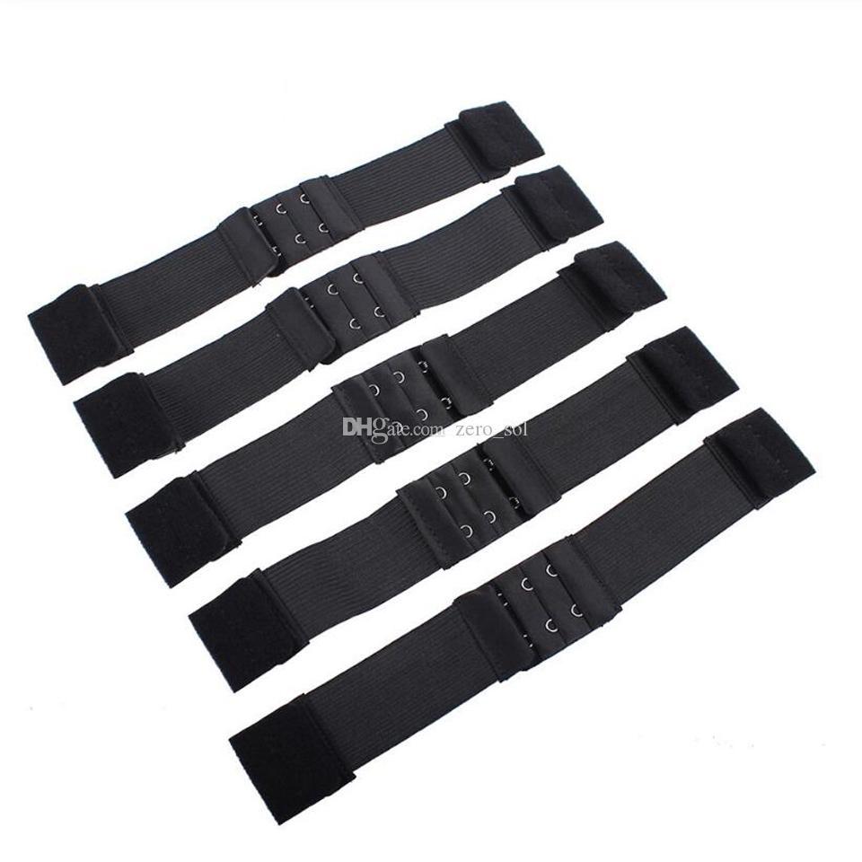 réglable bande élastique pour les perruques fabrication des accessoires 1pcs-5pcs gros couleur noire perruque