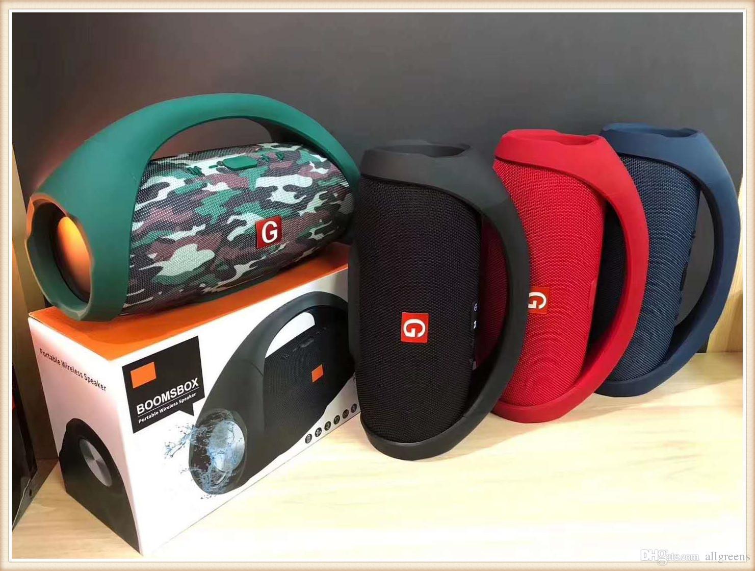 Hot Charge3 XTREME/XTREME2 Bluetooth Haut-Parleur HIFI Mini Subwoofer Portable Enceinte Bluetooth Haut-Parleur Sport pour iphone JB car 02