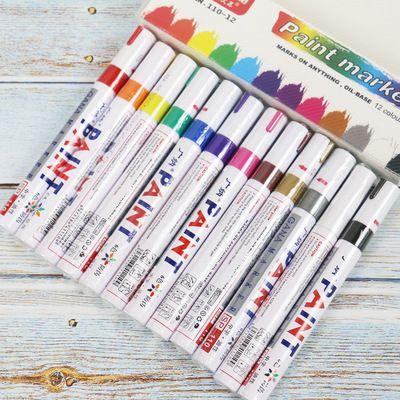 20190622 Caneta de marcação DIY grafite oleosa caneta