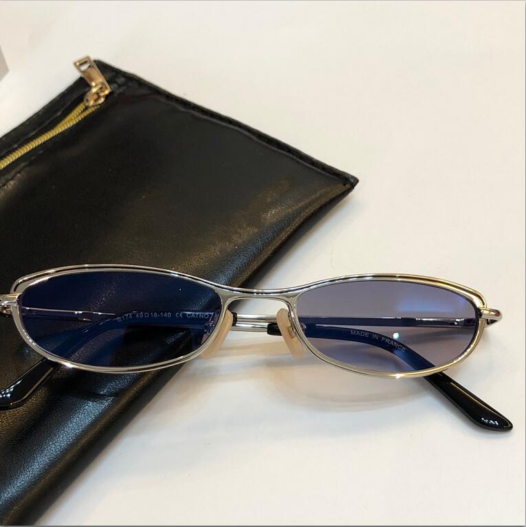 óculos escuros de grife para homens óculos de sol para mulheres homens vidros de sol mulheres dos homens de óculos designer mens óculos de sol oculos com caixa 174