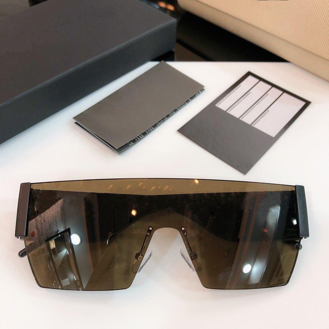 2233 nueva moda de los hombres gafas de sol de las gafas de sol para hombre simples mujeres populares gafas de sol al aire libre de la protección de verano UV400 gafas al por mayor con el caso