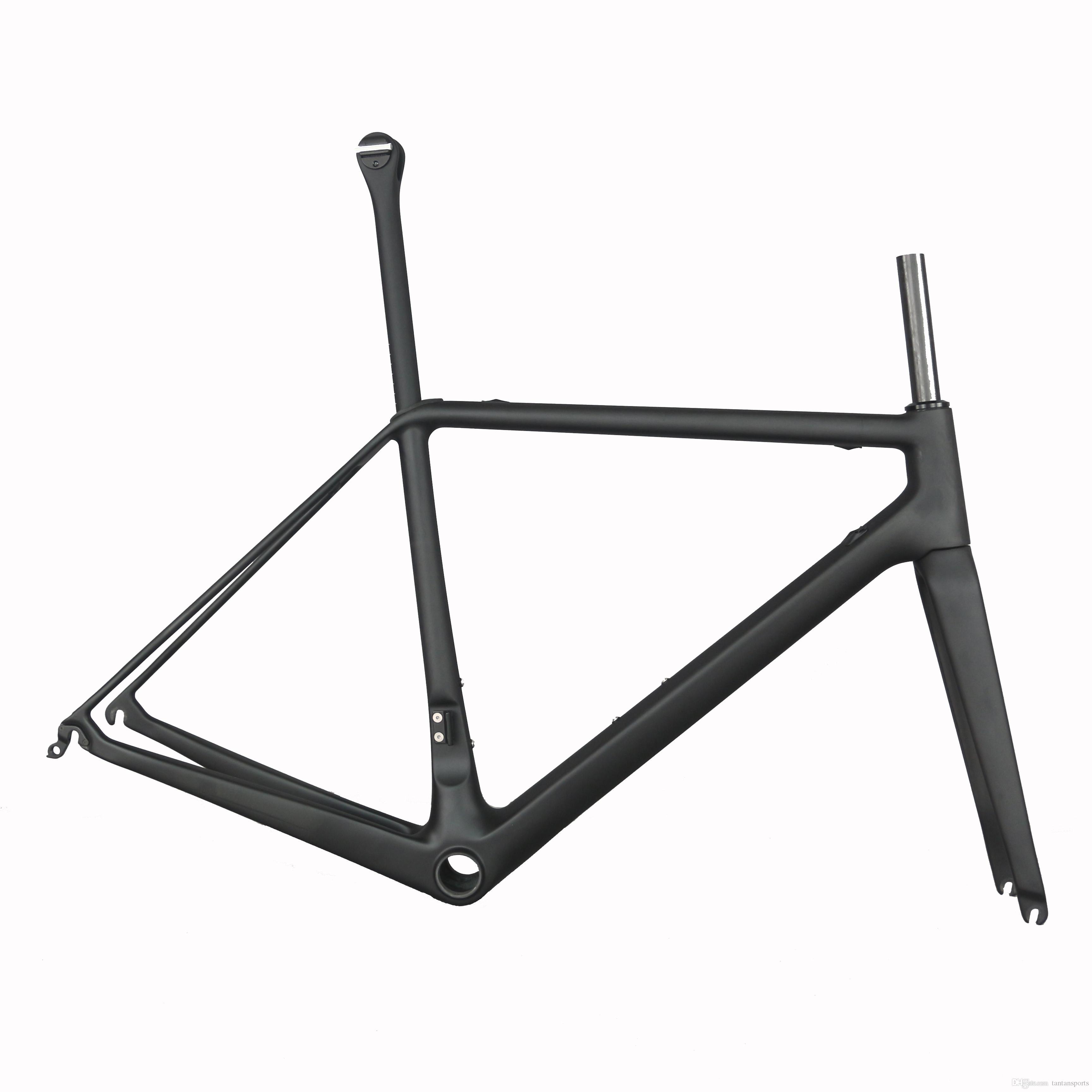 2019 SERAPH nouveau cadre de vélo en carbone super léger T1000 Cadre de test SGS pour vélo FM609