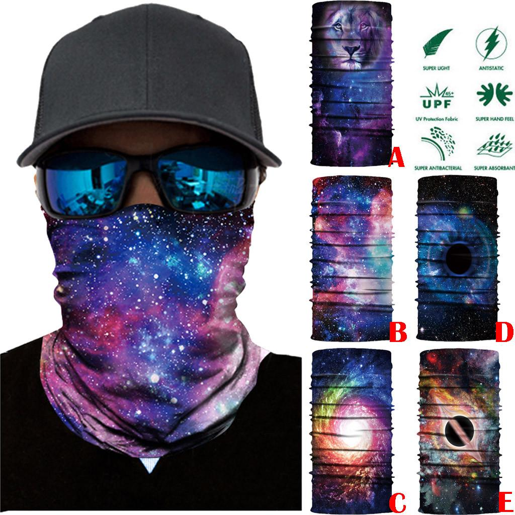 ISHOWTIENDA fashion New style outdoor Motion Motorcycle Neck Tube Warmering Cycling Biker Scarch Wind Face Mask # 30705