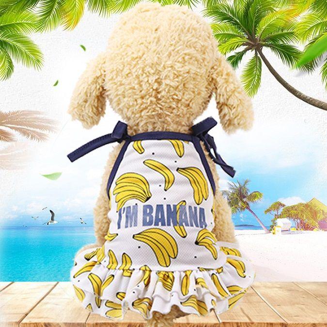 Pet Dog vest Harness No Pull Adjustable Small Medium Large XL big Dog ,Vest Striped Mesh Skirt Spring Summer Skirt Collection