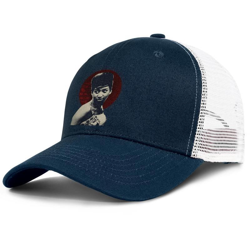 Popular Mesh Baseball hats Men Women-R.I.P Music Queen Aretha-Franklin designer cap snapback Adjustable Golf hats Outdoor