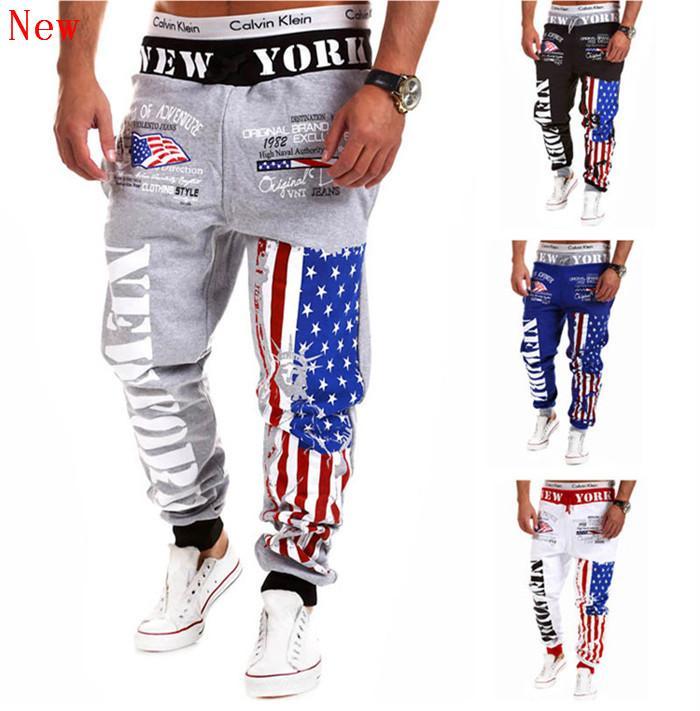 Ücretsiz Kargo Erkek Pantolon Hip Hop Koşucular Pantolon Erkek Pantolon Erkek Koşucular Kamuflaj Pantolon Sweatpants Y4