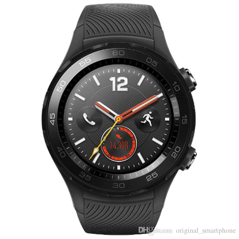 Huawei original reloj de 2 Smart Watch apoya LTE 4G teléfono que llama GPS pulsera NFC impermeable monitor de ritmo cardíaco reloj de pulsera Para Android iOS