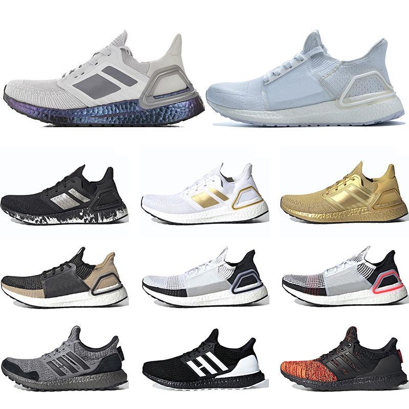 2020 Ultra Boost 6.0 Black Gold Ultraboost 5,0 4,0 Erkekler Lazer Kırmızı Refract Mens Sneakers Çevrimiçi Satış Koşu Ayakkabıları