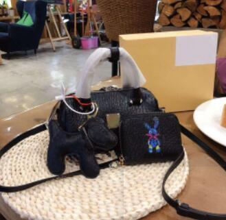 Дизайнерские сумки женские сумки M роскошные темпераментные сумки Леди плечо Tote высокое качество женский кошелек кошелек с коробкой/ / 6