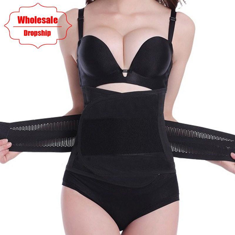 Taille plus mince cincher underbust corset ferme contrôle body shaper ceinture band