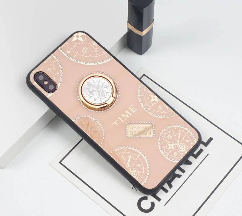 Роскошный чехол для телефона Iphone XI XIr XImax XSMAX XR XS/X 6Plus / 7Plus/8Plus 6/7/8 HUAWEI Designer защитный чехол бренд задняя крышка 2 стиля