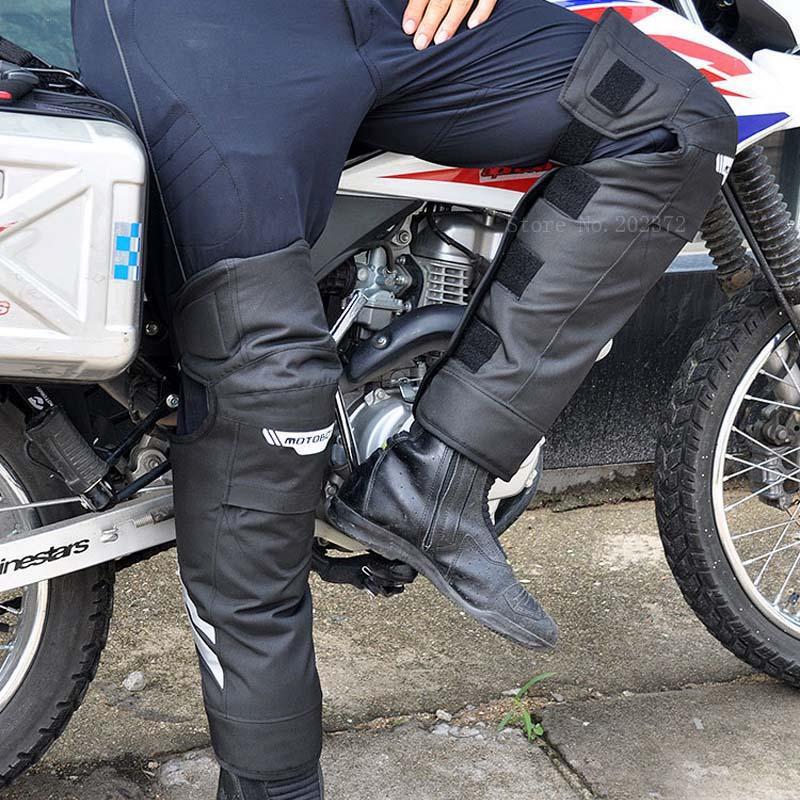 tibia y la rótula MOTOBOY protectora, rodilla motocicleta eléctrica pastillas de Motociclismo mujeres jefe Moto scooter rodillera