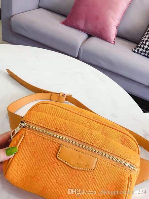 Paragraphes Denim personnalisés Purse Lovers imprimés Pocket Sport Sacs de sport Ceinture taille imperméable sac banane Sacs à dos Sacs à main Men Wallet