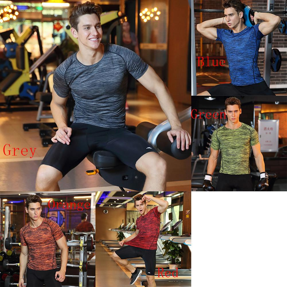 Men's Quick-drying Breathable T-shirt Sports T-shirt
