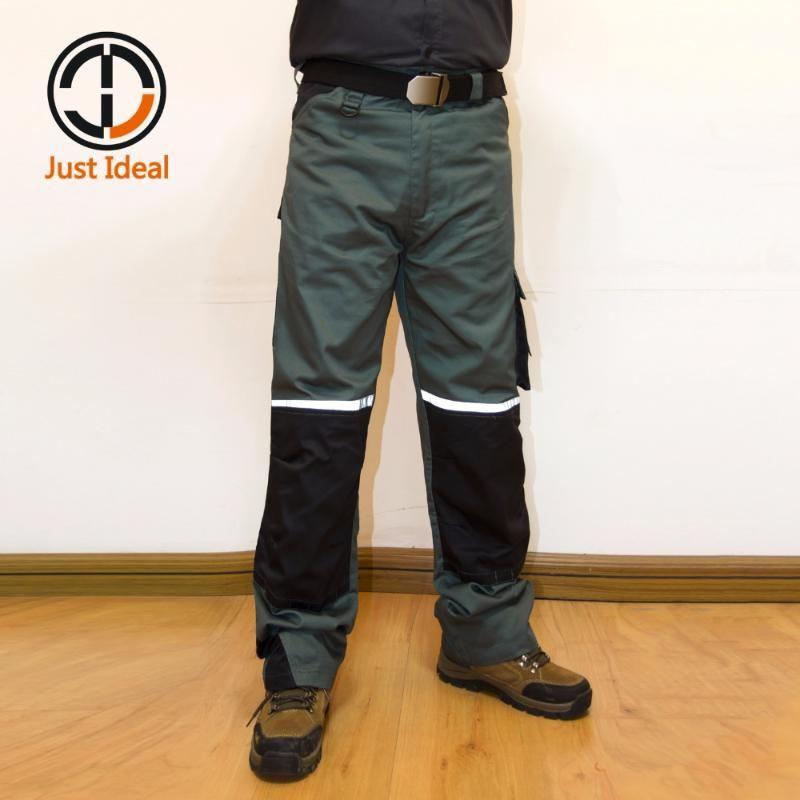Pantalones de carga Hombres estilo de los hombres de negocios para pantalones casuales pantalones de color caqui gris oliva Tamaño colores más ID702