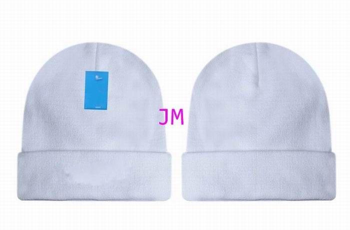 2020 billig Stricken Baumwolle volle weiße Hüte hohe Qualität Kappe der Frauen Männer Winter bequeme warme Hüte
