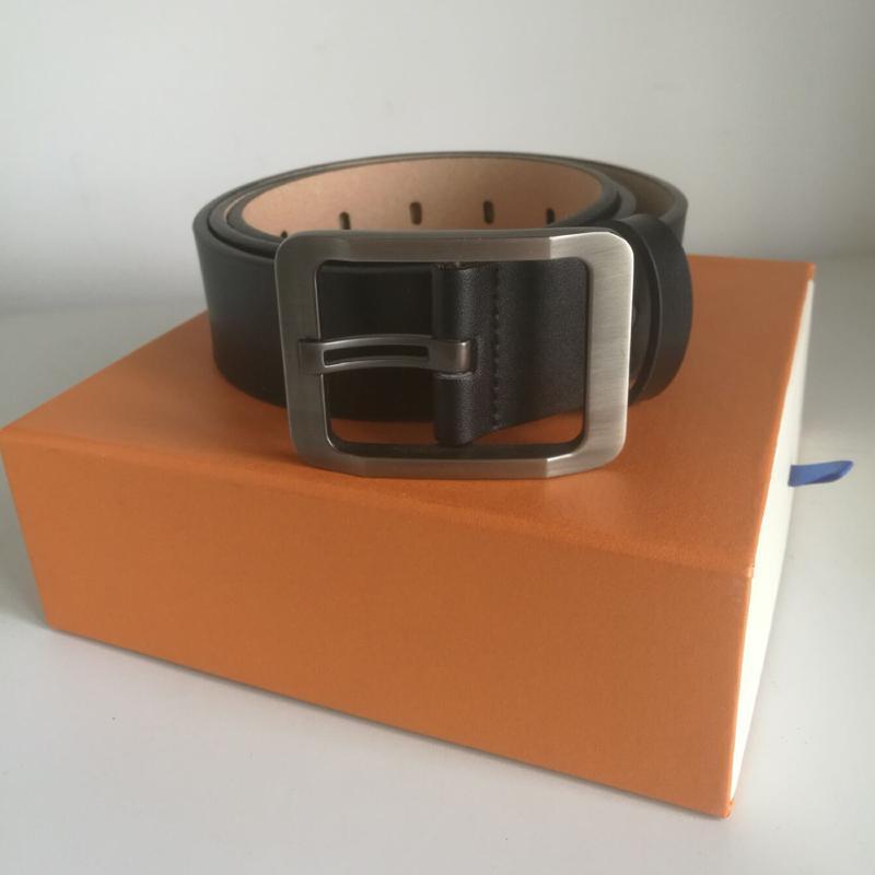 ceintures mâles de nouvelle ceinture casual pour les hommes gros boucle de ceinture sangles en cuir de femmes de mode femme gros avec boîte Livraison gratuite