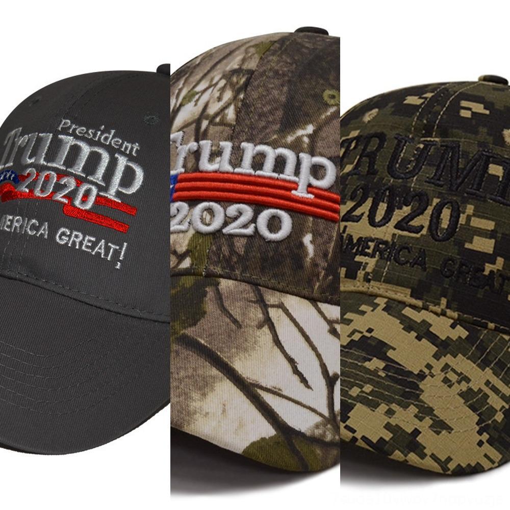 Pwxmi Stickerei 2020 Haltungsart Trump Unterstützung Amerika Große Hut Kleid Donald Trump Baseball Sports 2020 Kag Baseballmütze Erwachsene Caps Hat 3