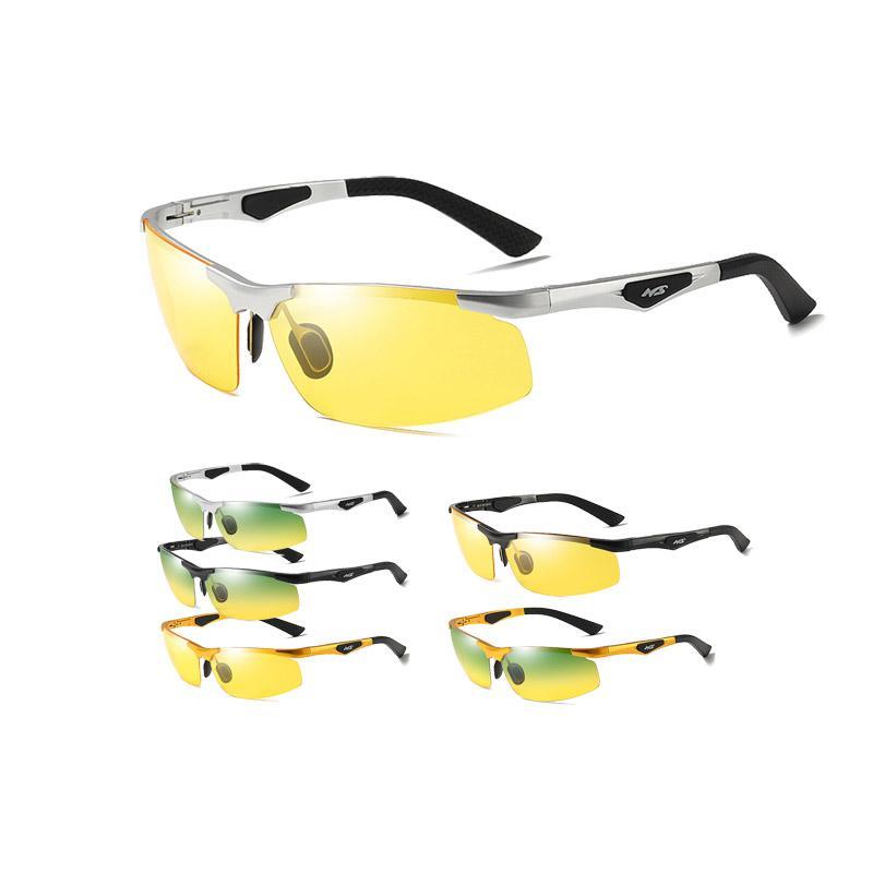 2020 квадратных солнцезащитных очков мужской мужской вождения оттенки поляризованные UV400 старинные солнцем для очки okulary мужские очки New GVKFC