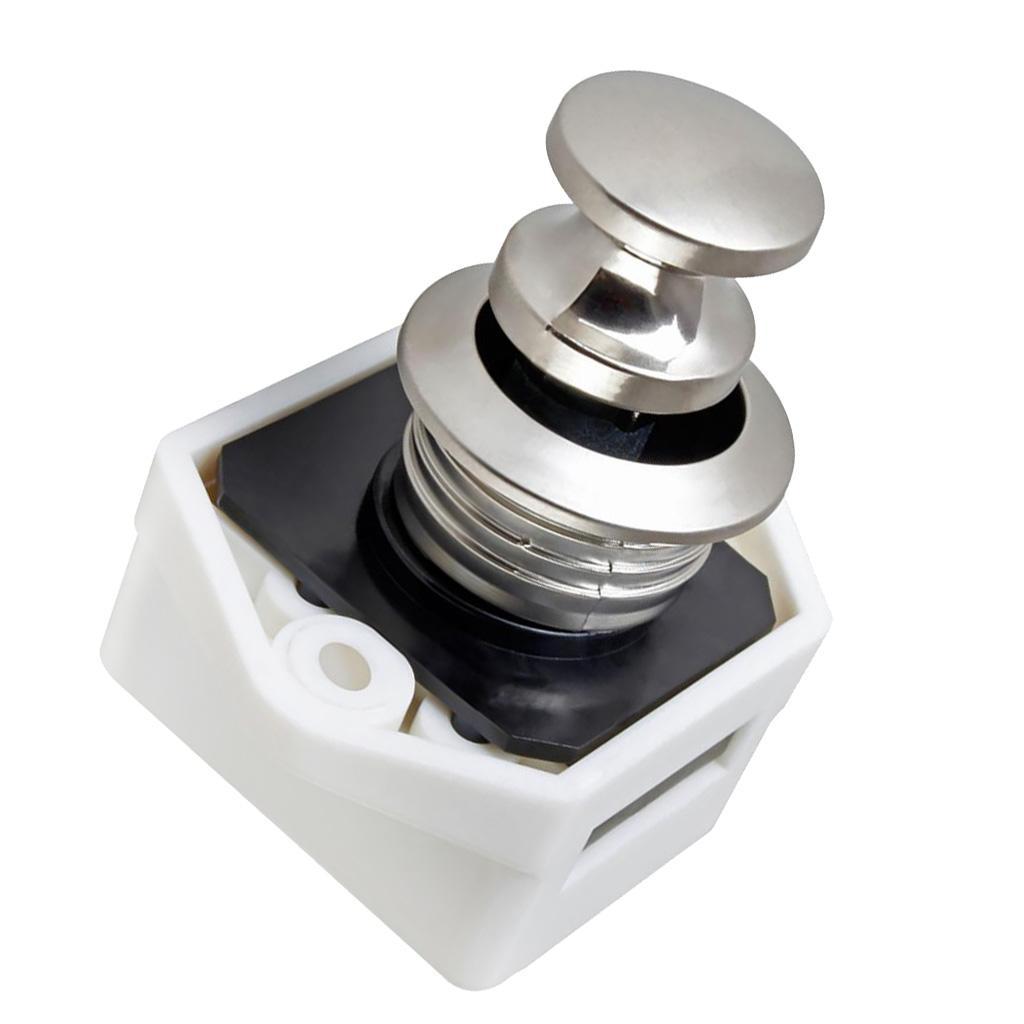 Keyless Pulsante Tipo Cattura serratura dell'armadietto porta armadio Armadio RV Blocco