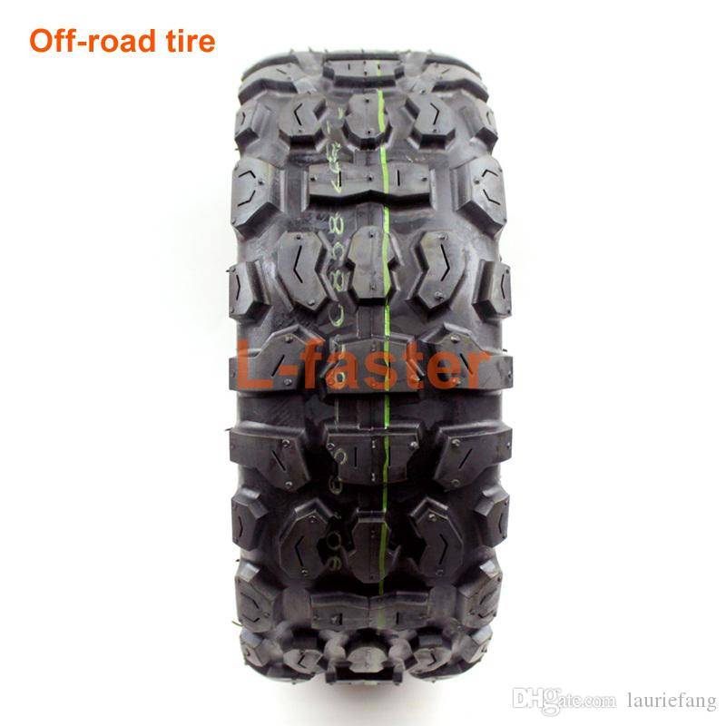 11 Inch Electric Scooter Vacuum Tire Without Tube Electric Vehicle Pneumatic Tyre 90/65-6.5 Off-road Tire And High-way Tire