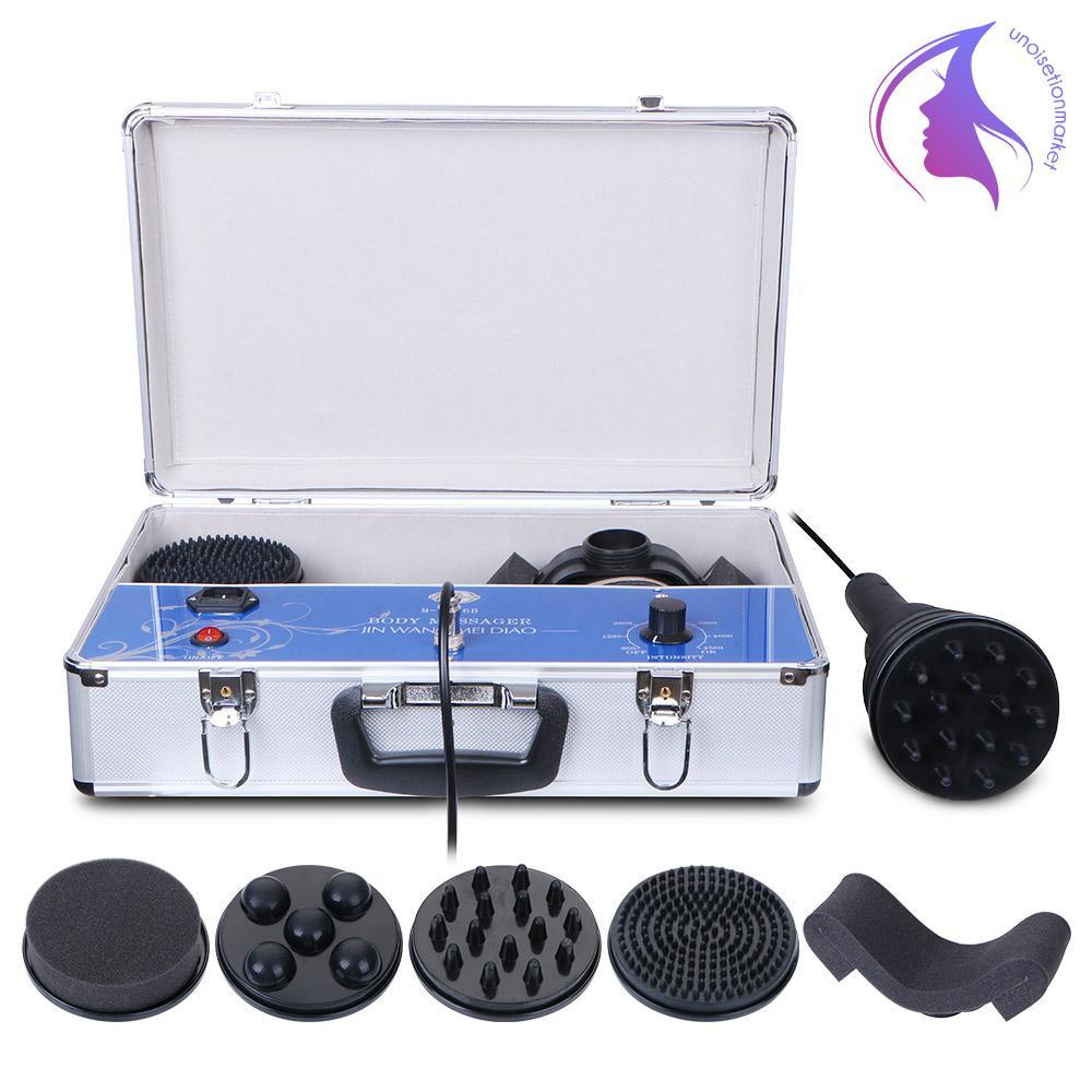 Hot elektrische Körper Push-Cellulite-Massagegerät Vibration Fettentferner Loss Gewicht Abnehmen Body Contour Shaping-Maschine