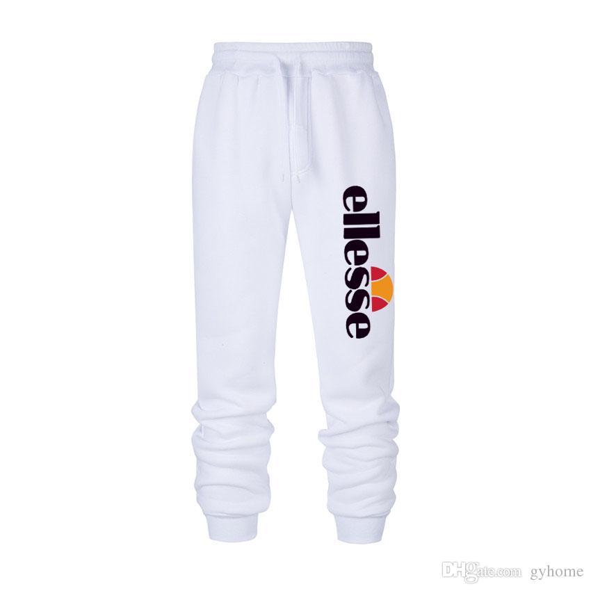 Nueva marca de moda europea y americana. Pantalones deportivos para hombres y mujeres.