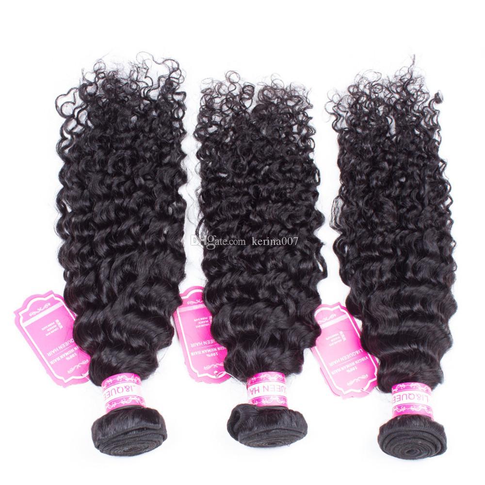 50g/pcs Afro kinky curly virgin hair weaves peruvian human hair extensions 3bundles hair welf for beauty salon use