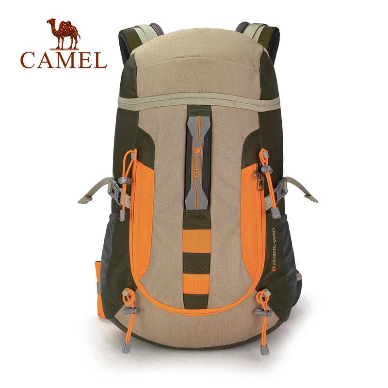 Zaino CAMEL Viaggiare in campeggio Escursionismo Traspirante Coppia 30L Sport impermeabili leggeri all'aperto