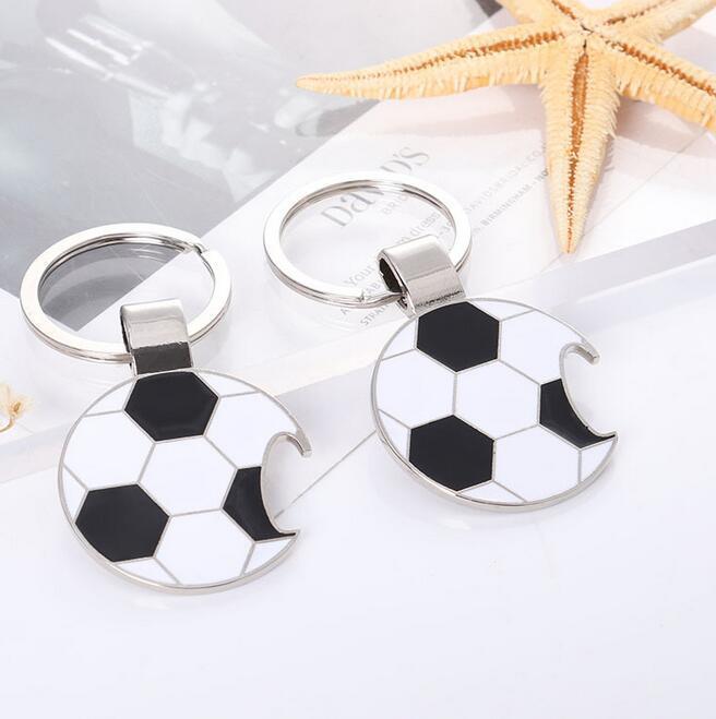 Fußball Flaschenöffner Schlüssel Schlüsselbund WM Metall Aolly Schlüsselanhänger Fußball Schlüsselanhänger