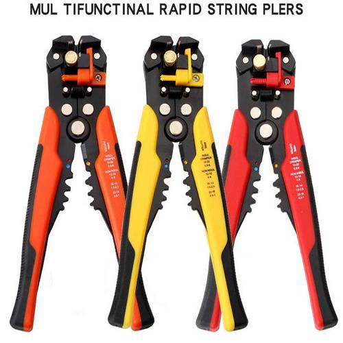 Auto Cable Wire Stripper Stripping Crimper Crimping Plier Cutter Cutting Tool