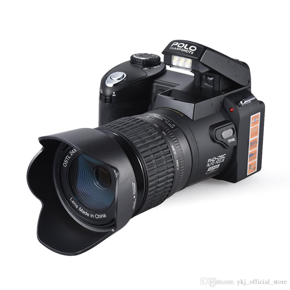 Professional Camcorder Video Digital Camera Auto Focus AF 33MP Zoom Photography Photo FHD HD 1080P Telephoto Long Lens PC Cam