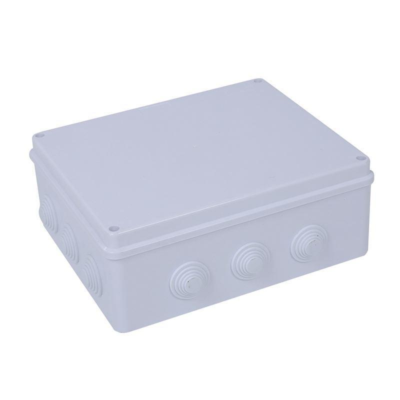 ABS IP65 12 buche scatola di giunzione 300 x 250 x 120mm
