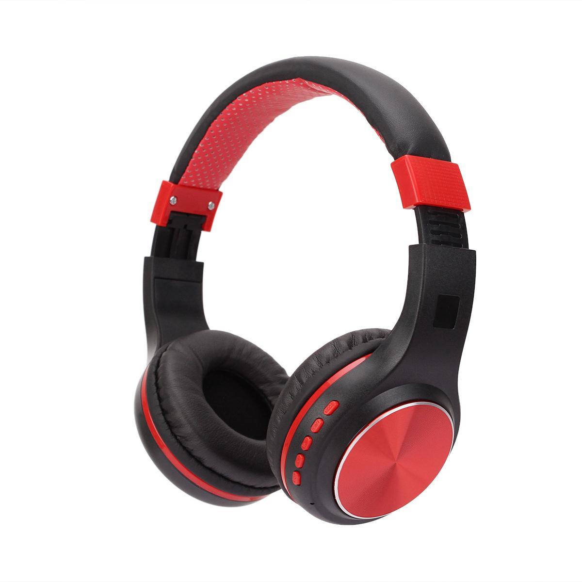 Cartão Soyto L6 Bluetooth Headset sem fio Bluetooth Gaming Headset com cabo de carregamento com Embalagem