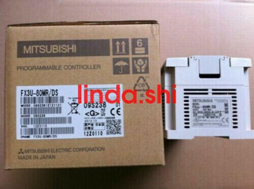 Mitsubishi 1PCS PLC FX3U-80MR / DS NOVO