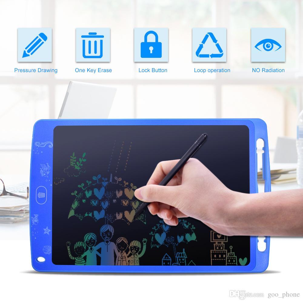 10 inch LCD Design Writing Tablet Children Toys Digital Handwriting Pad Utra-slim Digital Graphics Tablet For Kids
