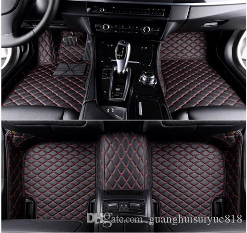 For Pentium T 77 2019 Car Floor Mats Waterproof luxury custom waterproof floor mats PU leather All-Weather Waterproof