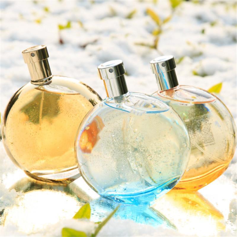 NOUVEAU MODE haute qualité parfum attrayant 2 modèles femmes parfum Meilleures ventes parfum durable longtemps la livraison gratuite.