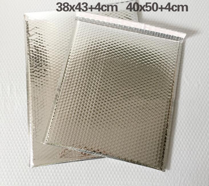 30pcs folha de prata utentes bolha envelopes acolchoados Multi-função de embalagem Bag Envelope material de embalagem sacos plásticos de bolhas de Divulgação