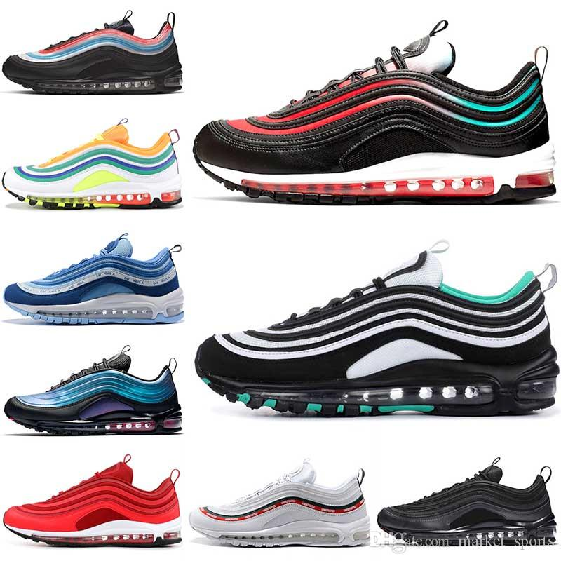 2020 NEON SEOUL 97s UNDEFEATED Black