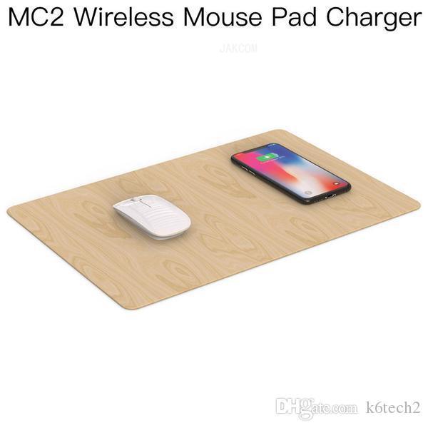 JAKCOM MC2 Mouse Pad Sem Fio Carregador de Venda Quente em Outros Acessórios de Computador como consolas de jogos de soja luna relógio de pressão arterial