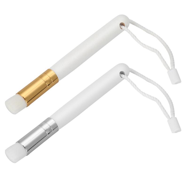 Leicht und keine Entzündung Wimpern Schaumreiniger mit einer weichen Bürste Für Tief reinigen Wimpern und verlängern Wimpern Verpflanzen