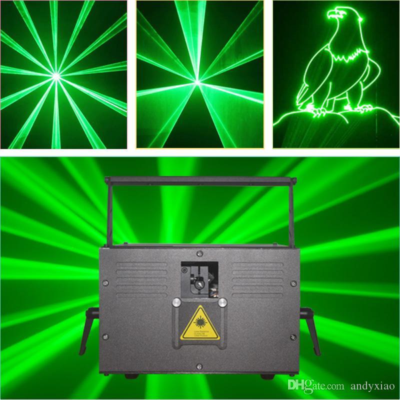 شحن مجاني ILDA الإضاءة في الهواء الطلق ليزر أخضر ضوئي / شعار ليزر ضوئي / ليزر ضوئي النص مع بطاقة الذاكرة الرقمية المؤمنة وعرض شاشات الكريستال السائل
