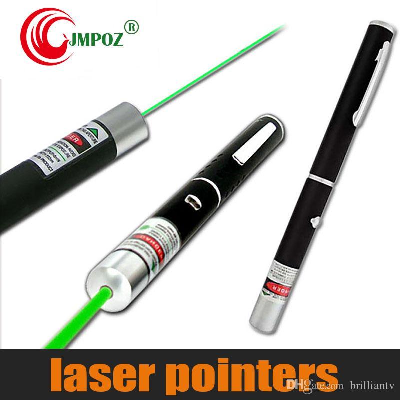Мощный Зеленый Красный Синий лазерная указка Pen луч света 5mW Professional High Power Presenter Lazer Горячий продавать
