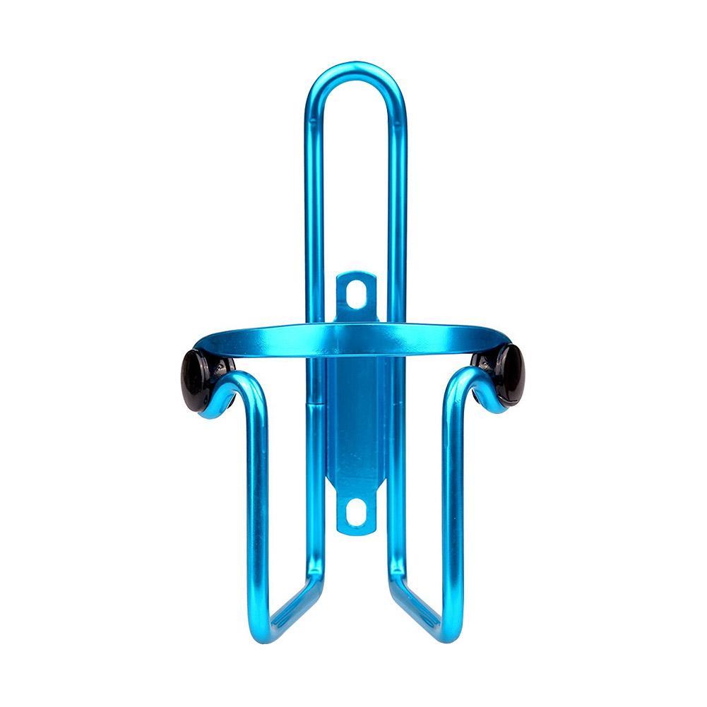 Accessori bicicletta universale di acqua della gabbia della bottiglia per il ciclismo Staffa rack Scratch Proof Mountain Bike esterna in lega di alluminio Strada